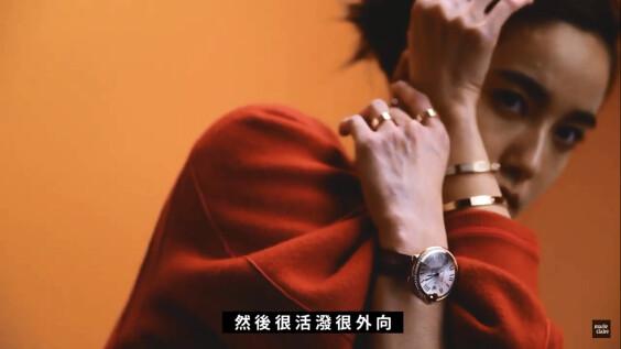 【封面人物】陳庭妮,橙橘色的樂觀