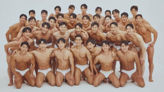 2021韓國選美先生來了!35位肌肉帥哥IG特搜,歐巴一字排開性感內褲照太養眼