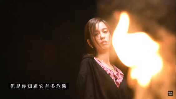 【封面人物】火之女神,陳庭妮:「原來我的一個決定可以為這世界帶來正面影響力!」