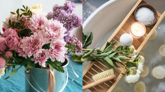負能量、壞運氣走開!用鹽巴、鮮花和香氛 打造專屬「好事吸引力結界」