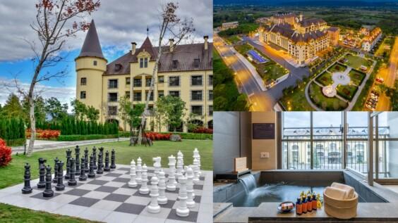 去花蓮Long Stay!瑞穗天合國際觀光酒店推「一週住房專案」,2萬坪空間飽覽縱谷風景、泡湯超愜意