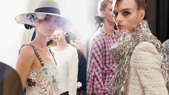 從抽象的概念和氣息,到具象的服裝輪廓與工藝細節,Chanel 每一季的高級訂製服作品都是一場絕美饗宴