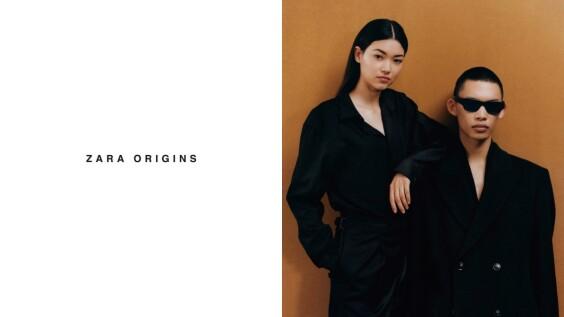 Zara全新支線Zara Origins!捨去性別設計概念,打造極簡控最愛的經典衣櫥