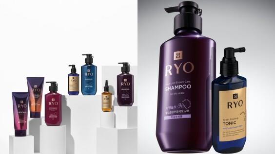 呂Ryo品牌全面進化!專利養髮科技專業再升級,新品保濕水維持頭皮健康