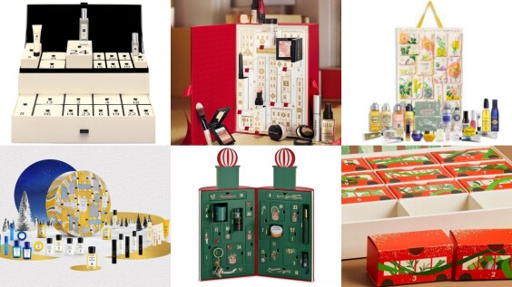 2021聖誕倒數月曆16款搶先看:Chanel、Diptyque、SABON、Dior、Jo Malone London…台灣通通買得到