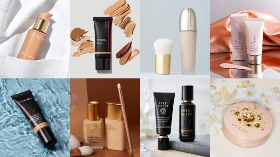 2021秋冬底妝新品11款推薦,最新粉底液、氣墊與水粉餅一次看