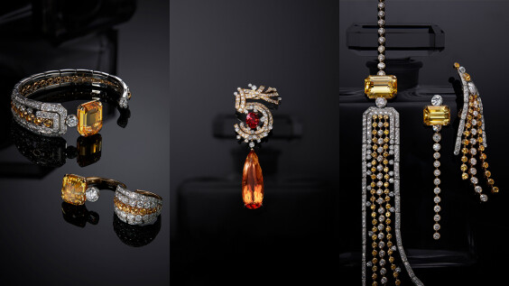 不只是璀璨珠寶,更是一場香氛之旅 -CHANEL N°5 頂級珠寶系列