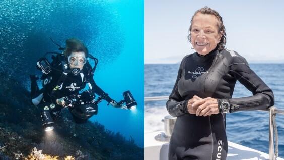 致力於「保護地球,恒動不息」計劃的勞力士,與傳奇深潛者席薇亞.厄爾攜手合作的「藍色使命」,再添一處新希望點—亞述群島!