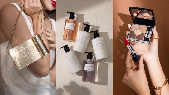 DIOR香氛世家潤膚乳推出新香,限量聖誕彩妝全部搶先在迪奧官網下單!雙11這樣買才能讓自己提高生活質感、打造時尚顏值!