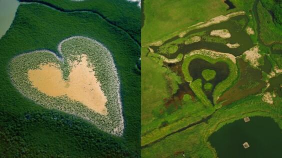 限時一週 YellowKorner 法國攝影藝廊X台北藝術博覽會聯展「齊柏林」從高空看見地球、看見福爾摩沙台灣
