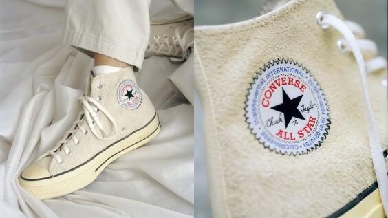 Converse找上韓國Supreme「thisisneverthat」推出聯名帆布鞋Chuck 70、One Star