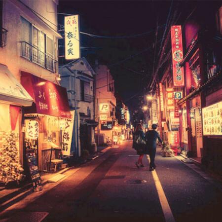 迷走東京—狹小巷弄中的奇幻美學