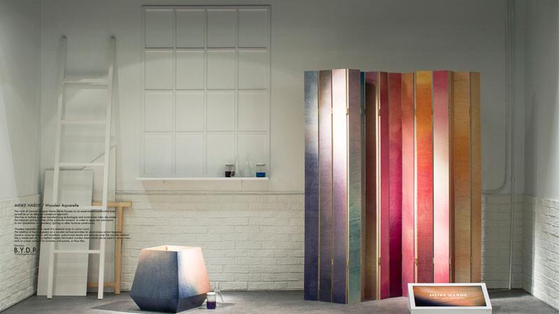 BERSHKA 邀德國設計師跨界合作 打造2016春夏季櫥窗