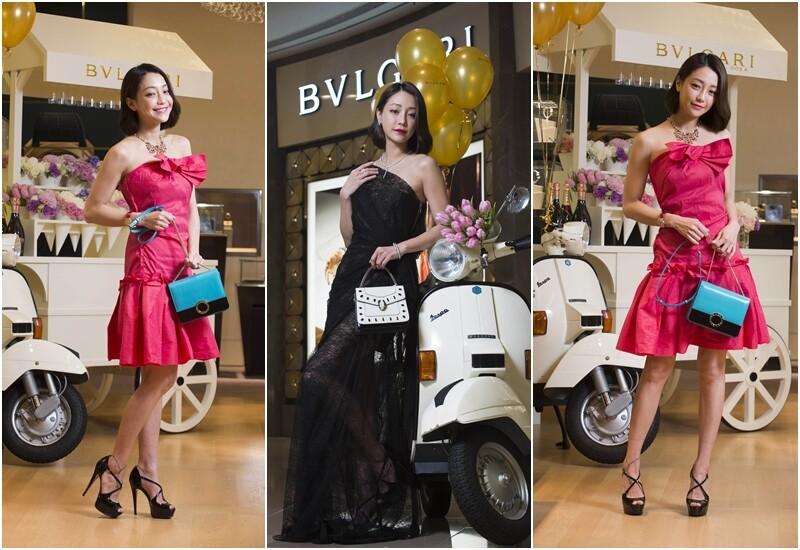 BVLGARI 2016春夏系列展現現代摩登風尚