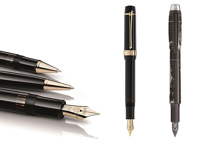 寫出新年好運氣!萬寶龍書寫工具首推開運系列