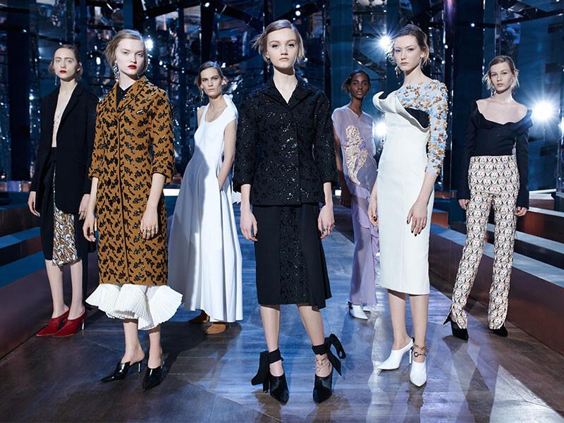 劉亦菲降臨Dior鏡宮!少了Raf Simons依舊精彩的Dior 2016春夏高級訂製大秀