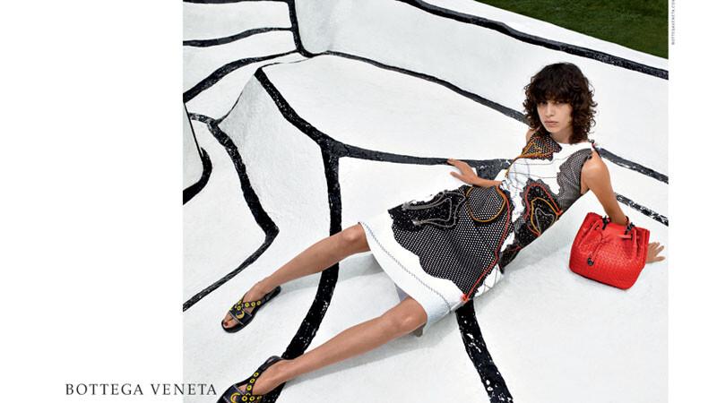 藝術時尚衝擊 BOTTEGA VENETA春夏系列 展現大自然的色彩活力
