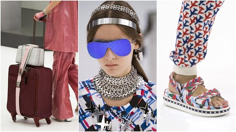 Runway HighLights 春夏配件趨勢看這裡 : CHANEL與時尚一起旅行