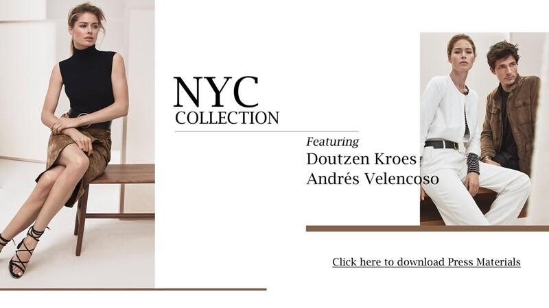 以曼哈頓為靈感!搶手貨Massimo Dutti 2016春夏紐約系列限量上市