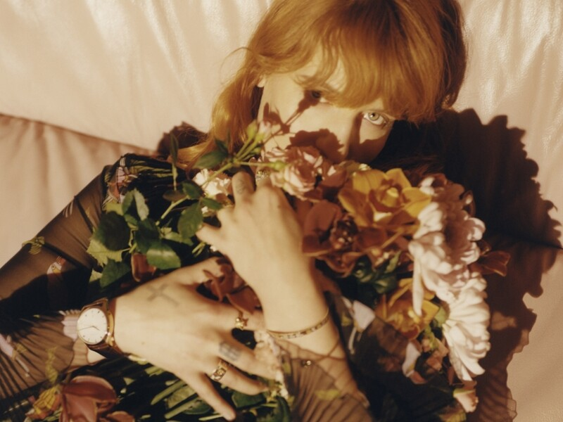 英國樂團主唱Florence Welch出任GUCCI最新珠寶、腕錶代言人