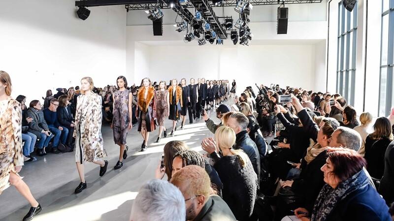 【紐約時裝週】不分男女的都市性感 解讀Calvin Klein 2016秋冬大秀