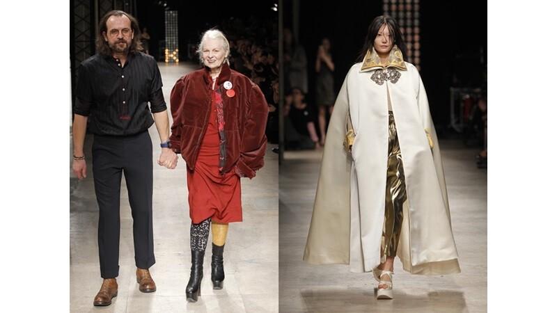 【巴黎時裝週】最震撼!Vivienne Westwood 2016秋冬系列更名後的新設計風潮