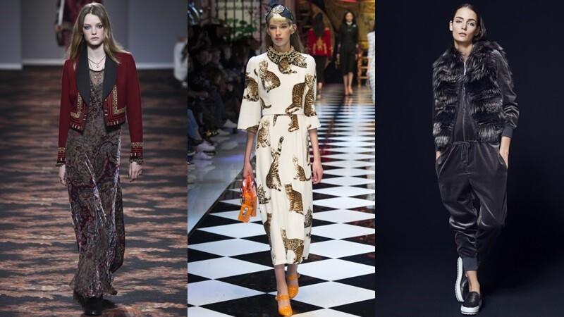 時尚觀察家MR.布雷蕭:2016秋冬米蘭時裝週5大勢力風格橫掃你的穿搭守則