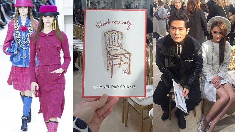 【巴黎時裝週】每人都坐第一排!CHANEL秋冬邀你時光倒回香奈兒女士的康朋街31號