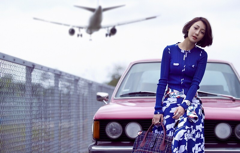 【Fashion Feature】謝欣穎 在移動中享受自由