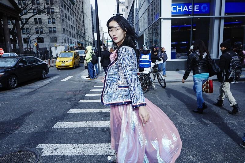 【Fashion Feature】唐熒霜 與人們不期而遇