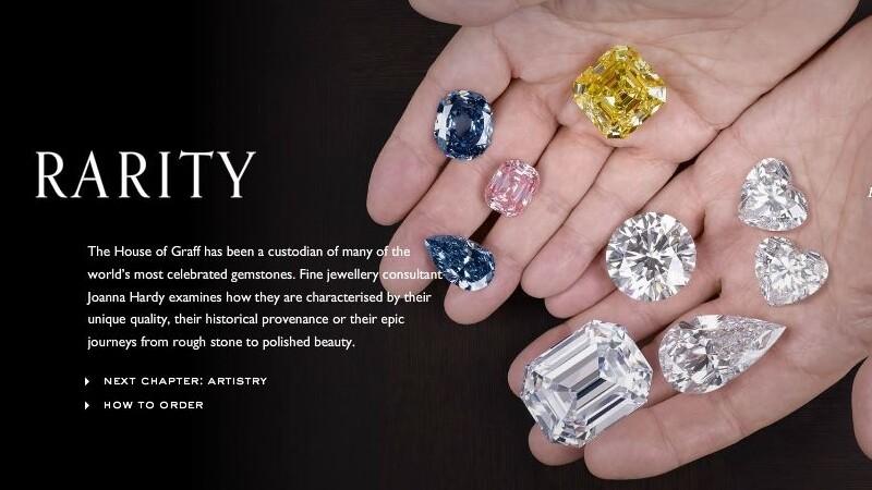 無與倫比的瑰麗!Graff Diamonds