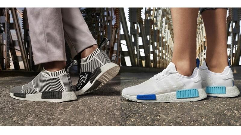 球鞋女孩有福了!adidas最強鞋款NMD推出女孩專屬配色
