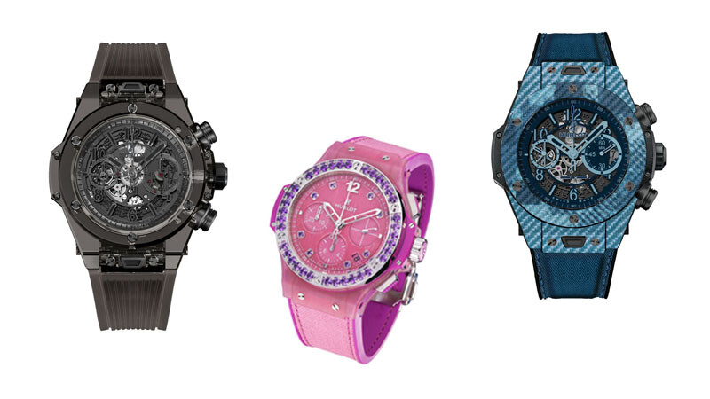 【2016Basel零時差】引人矚目的Hublot宇舶表新品腕錶