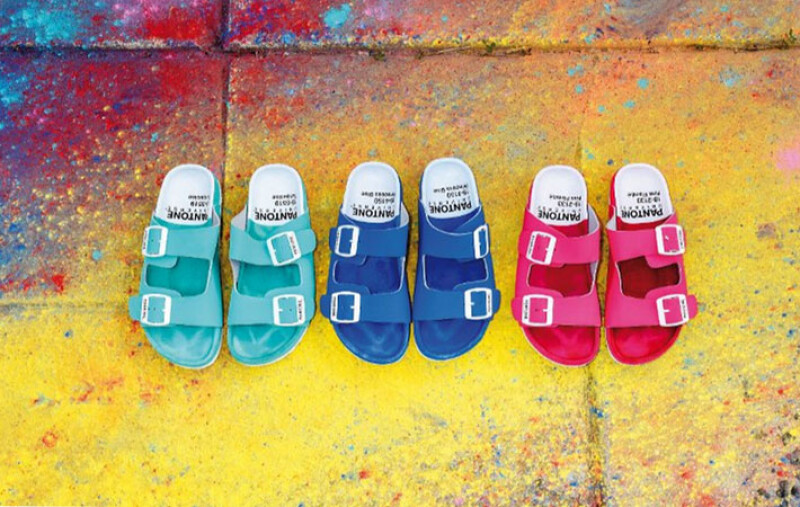 穿在腳上的色票!Pantone推出六種時髦鞋款