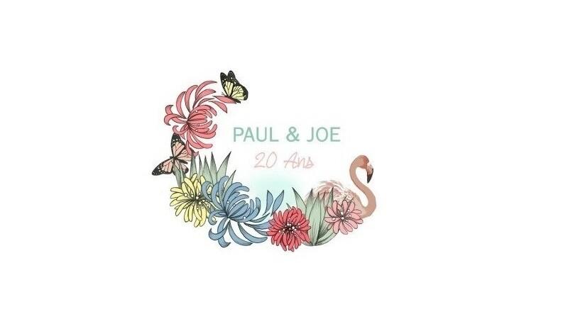 PAUL&JOE的異想世界 二十周年限定款邀你一起獻愛心!