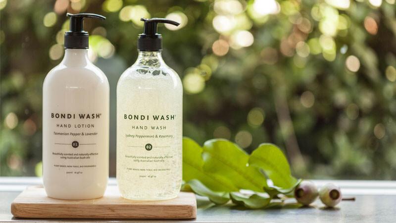 享受天然香水級護理 Bondi Wash 打造運動生活美學