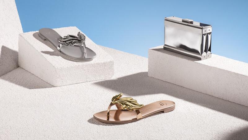 夏天精選奢華平底涼鞋!增添義式慵懶性感風情
