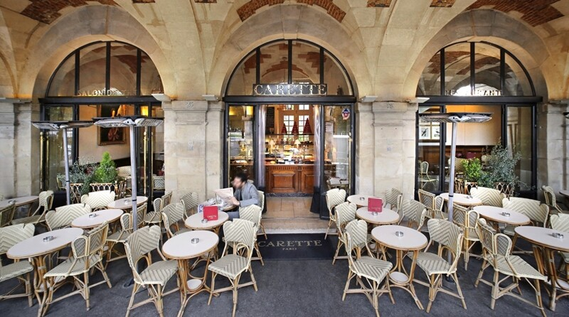 愜意巴黎!時尚編輯的巴黎逛街地圖