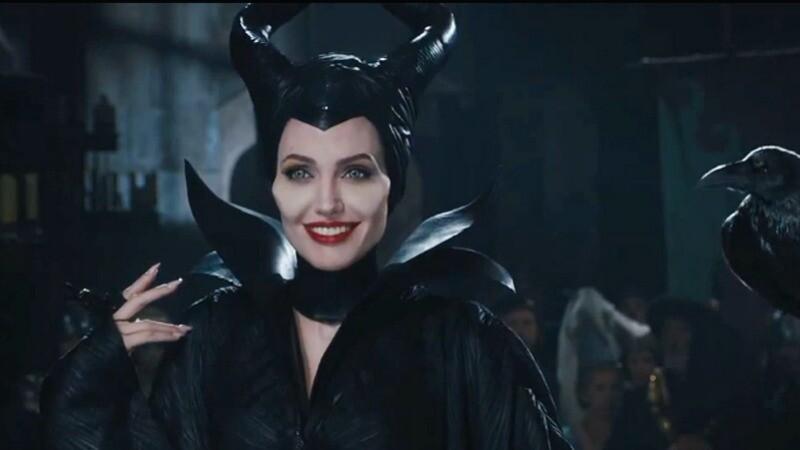 邪惡美人回歸!安潔莉娜裘莉確定接演續集《黑魔女2 》