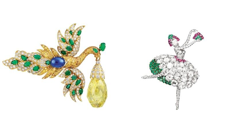 獨家!梵克雅寶全球總裁 帶你感受珠寶工藝的深度!