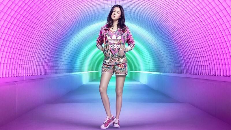 運動女孩潮流新指標!adidas聯名巴西品牌The Farm Company 粉嫩回歸!