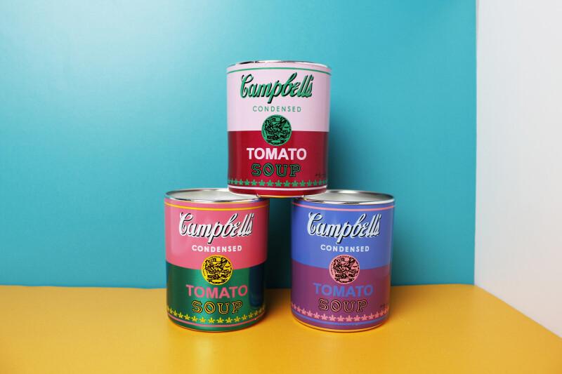 擺著也是藝術!初衣食午獨家引進巴黎直送、Andy Warhol 罐頭系列香氛蠟燭