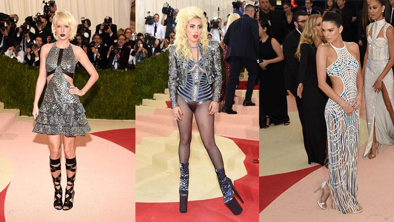 泰勒絲、Lady Gaga比科幻!Met Ball 2016紅毯大直擊