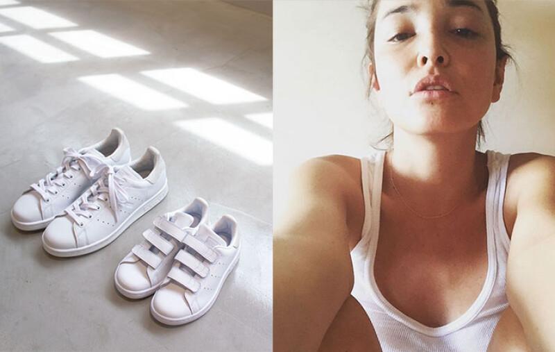 日模梨花聯名adidas Original!經典小白鞋Stan Smith台灣將開賣