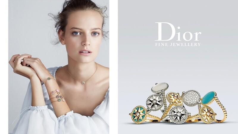 Dior Rose des Vents 展現珠寶的雙面風情