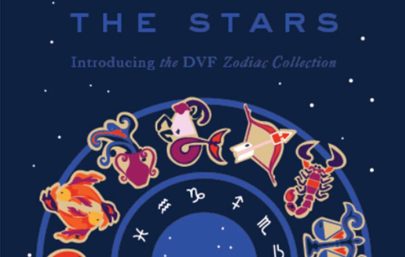 幸運帶著走!DVF推出限量版12星座小皮包