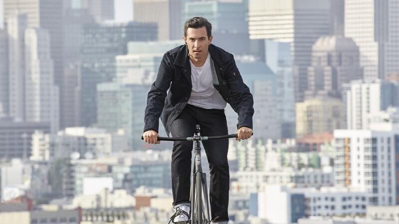 當環保遇上高科技!LEVI'S®聯手Google打造智慧單車外套