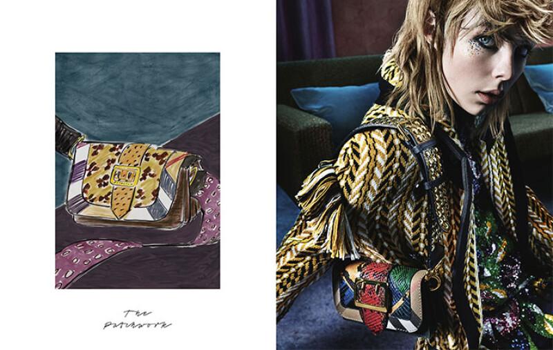 Burberry新廣告出爐!首度融合繪畫和攝影 為冰冷數位增添親密感