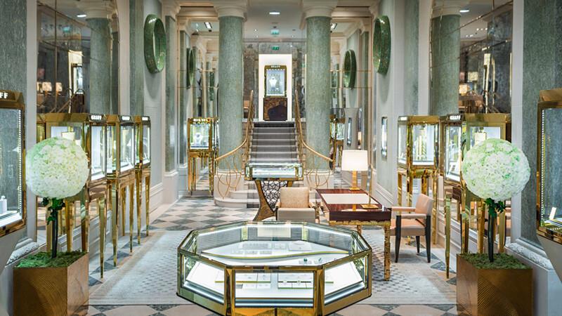 巴黎首家格拉夫珠寶店盛大開幕!