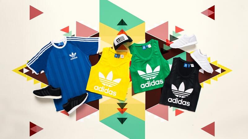 adidas Originals為運動時尚注入最熱奧運DNA